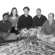 Yunior Terry, Carolyn Balfe, Austin Wrinkle, Evan Fraser and John Heitzenrater